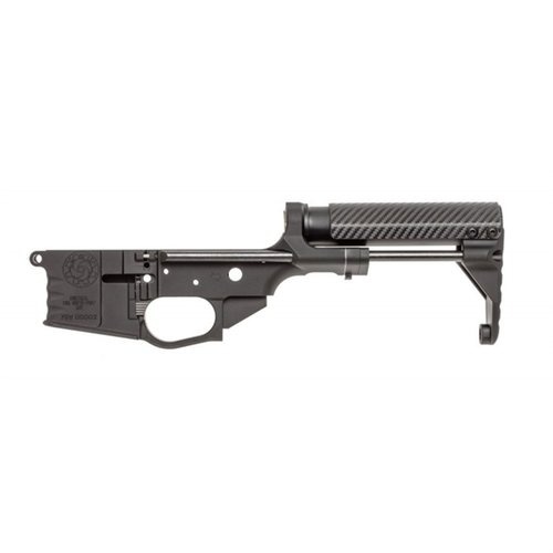 AR-15 PDW Integrated Lower Receiver