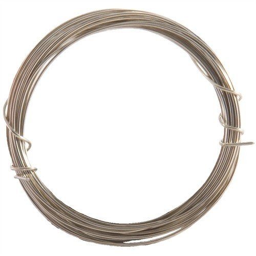 "355 Silver Solder,1/32"" Round Wire,1oz(28.3g),20ft(609.6cm)"
