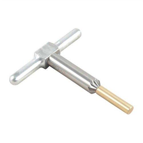 45 Muzzlecylinder Chamfering Cutter Brass Pilot 45 Cutter