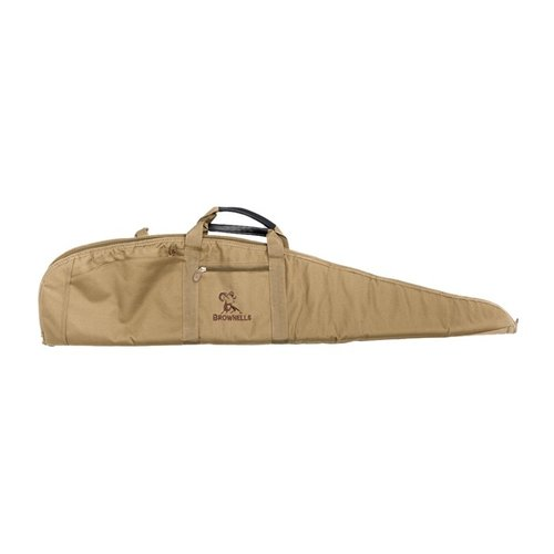 Scoped Rifle Case-Tan