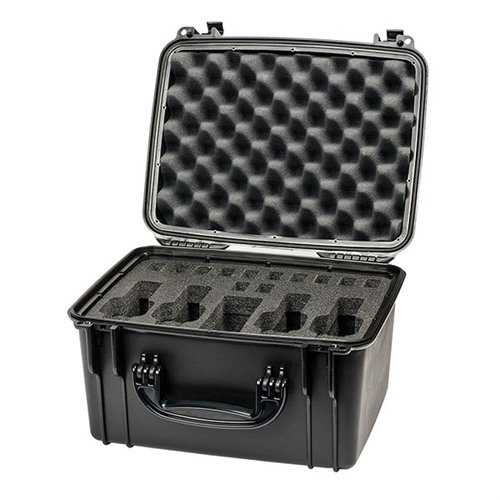 SE-540FP4 Four-Pistol Case