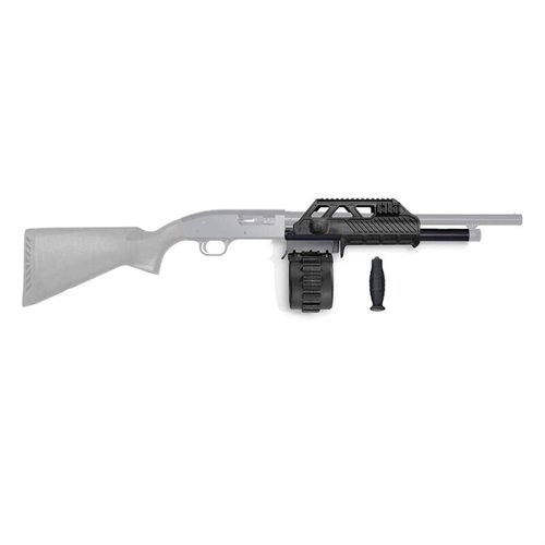 Mossberg 500 Shotgun Kit w/ Magazine, 10 Rds