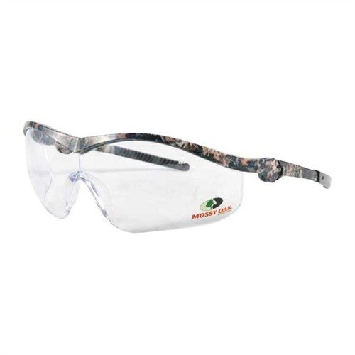 Clear Safety Shooting Glasses Mossy Oak