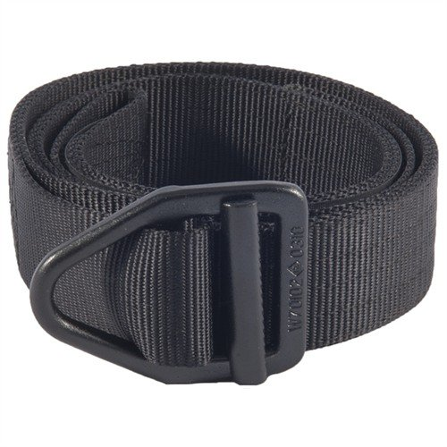 "Tactical Instructor Belt Nylon 1.5"" Black 36"""