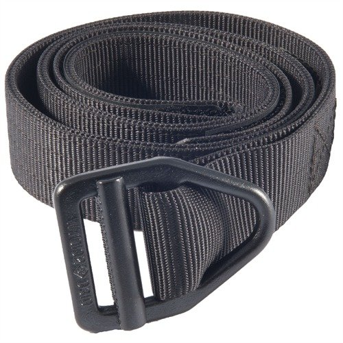 "Tactical Instructor Belt Nylon 1.5"" Black 40"""