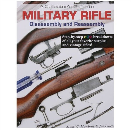 Military Rifle-Assembly and Disassembly