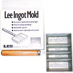 Ingot Mold Lee Ingot Mould Brownells Deutschland