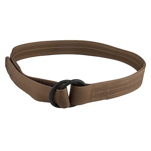"Tactical Gun Blet Ring Buckle Belt Nylon 1.5"" Brown 34"""