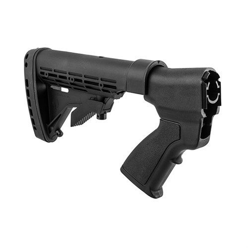 Kicklite Tactical Buttstock, Remington 870 12ga
