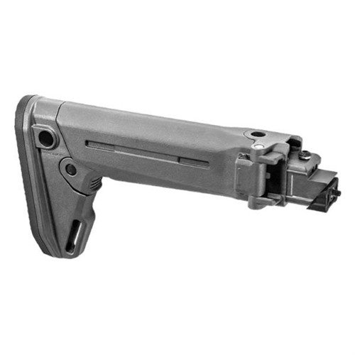 AK-47 Zhukov-S Stock Folding  Gray