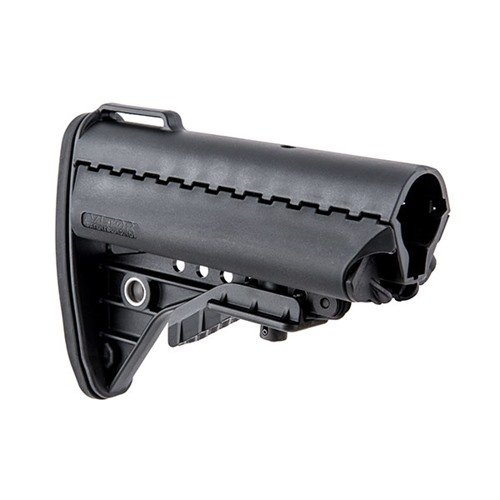 AR-15 IMOD Stock Collapsible Mil-Spec BLK
