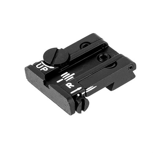 Colt A1 Dovetail Adjustable Rear Sight