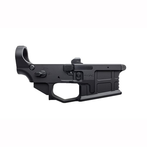 AR-15 Ambidextrous Lower Receiver 5.56 Black