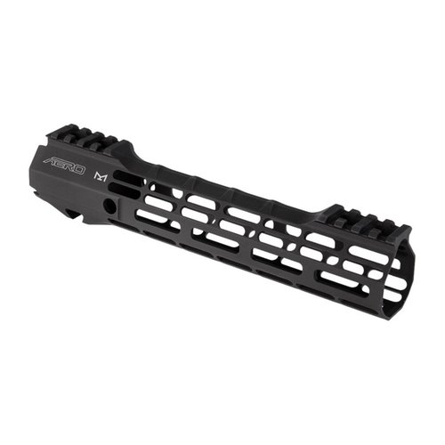 "Atlas S-One Handguard Free Float Aluminum 9"" Black"