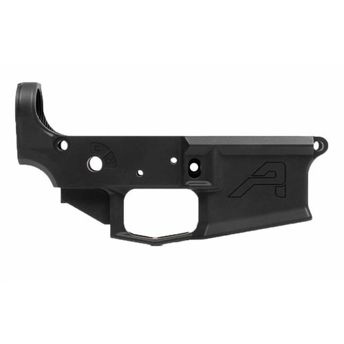 AR-15 M4E1 Stripped Lower Receiver Black 5.56mm