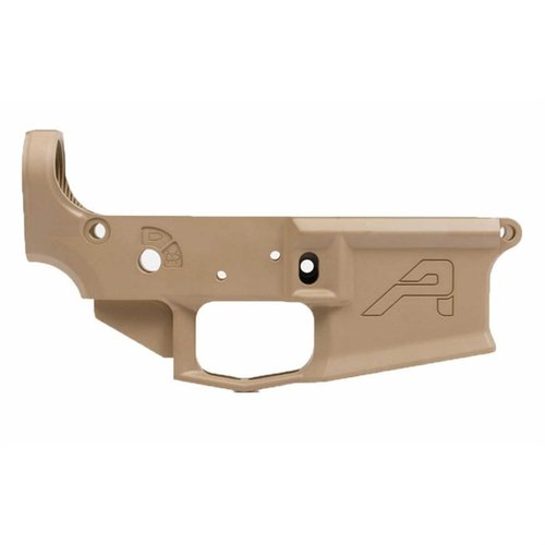 AR-15 M4E1 Stripped Lower Receiver FDE 5.56mm