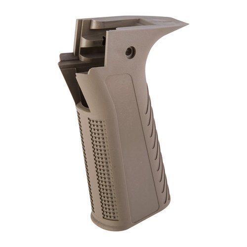 Optimized Pistol Grip Nylon FDE