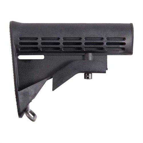 AR-15 Stock Assy Collapsible OEM BLK
