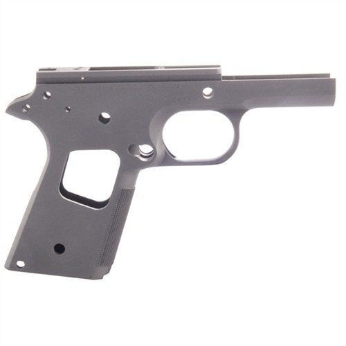 Officers Receiver w/Nowlin, Carbon, 25 lpi Checkering
