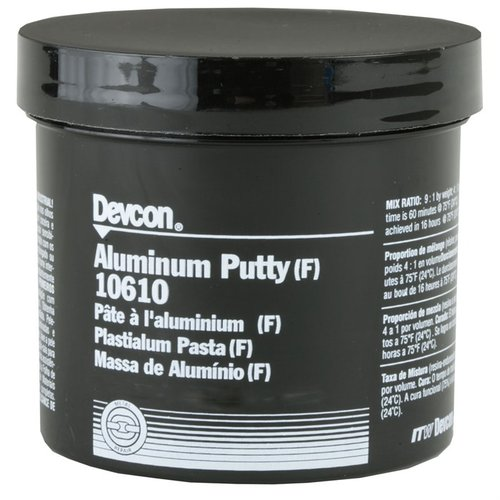 Epoxy Aluminum Putty