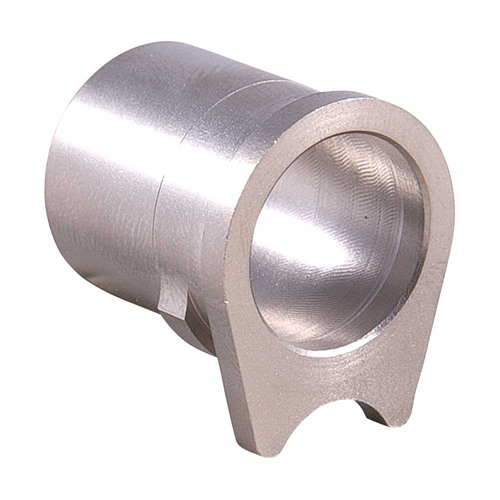 Stainless steel barrel bushings oversized