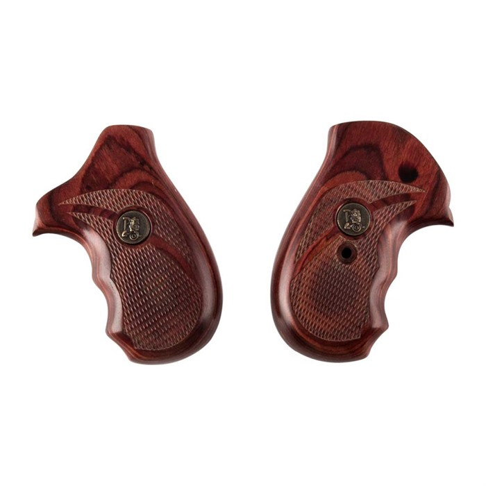 RENEGADE WOOD LAMINATE GRIPS FOR S&W J FRAME S&W J Frame Rosewood ...