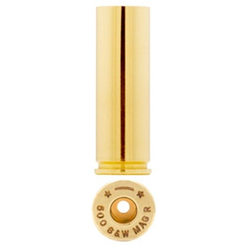 Starline Brass - 500 S-W Mag, 100 ct