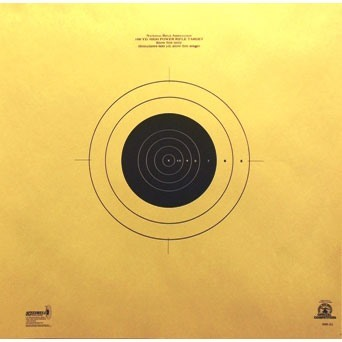 600 Yard Reduced Target - 25 Pack