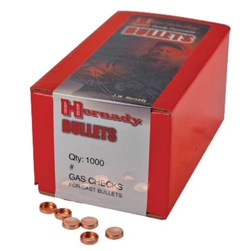 Hornady Gas Checks 32 cal/8 mm 1000/Box