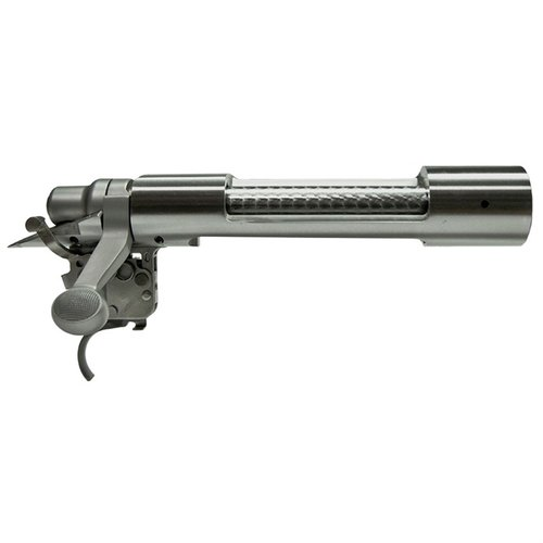Model 700 Left Hand Long Action Mag Stainless Steel Action