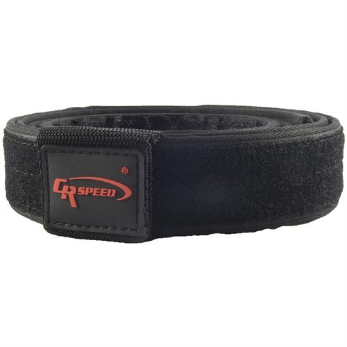 "Competition Super Hi-Torque Belt Nylon 1.5"" Black 36"""