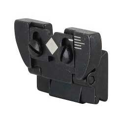 Ruger 10/22™ Flip-Up Rear Sight Black