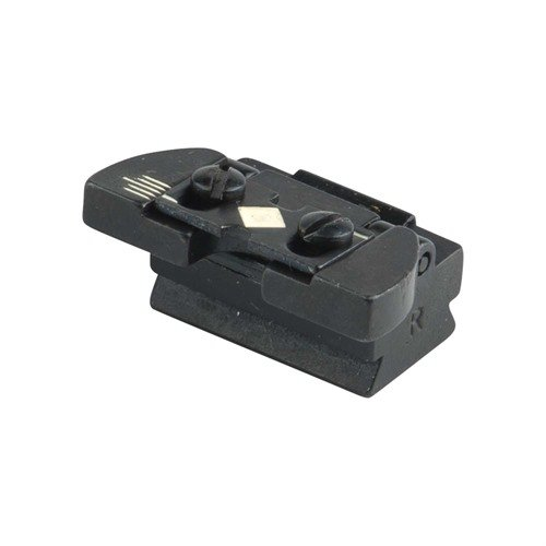 Ruger 77/22™ Flip-Up Rear Sight Black