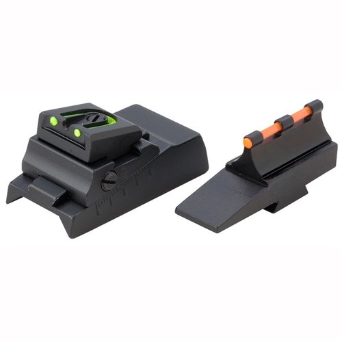 CVA  Fiber Optic CVA Sight Set for Octagon Barrel Multi