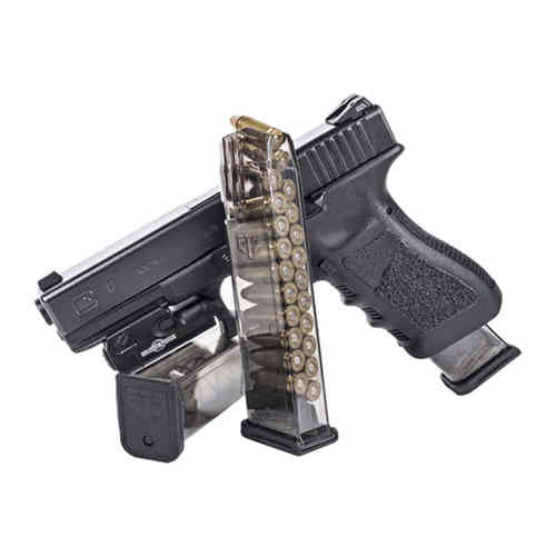 Translucent Magazine 22rd for Glock 17