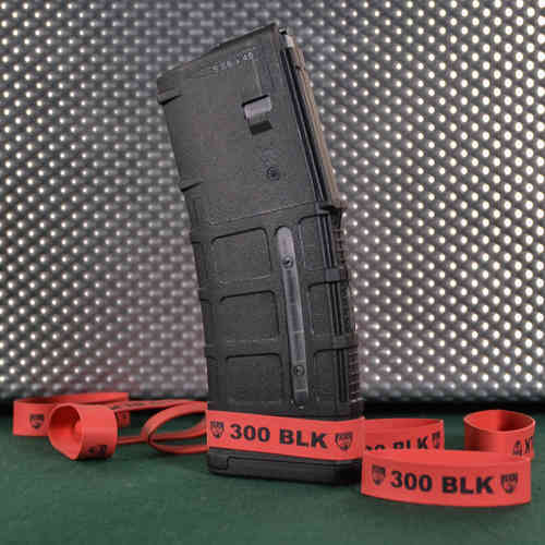 SPL MAG MARKER BANDS, .300 BLACKOUT