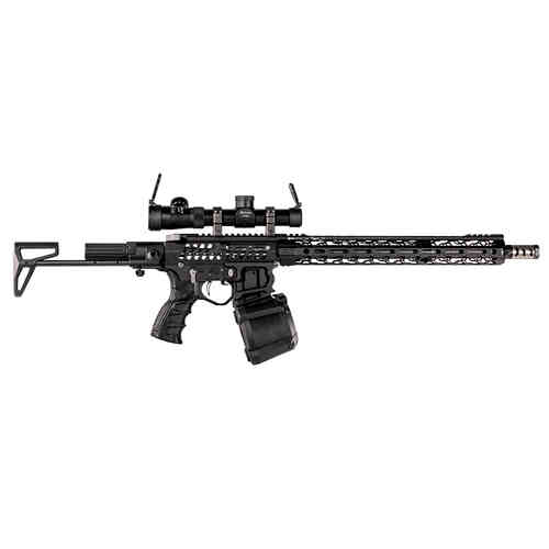 Skeleton Match AR-15 .223Rem 16""
